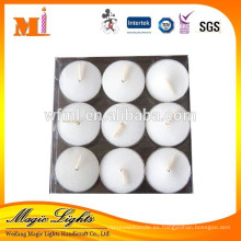 Tealight sin olor al por mayor de la fabricación profesional china